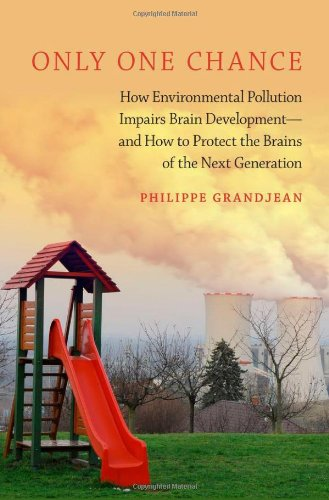Only One Chance By Philippe Grandjean (Professor and Chair of Environmental Medicine, Professor and Chair of Environmental Medicine, University of Southern Denmark)