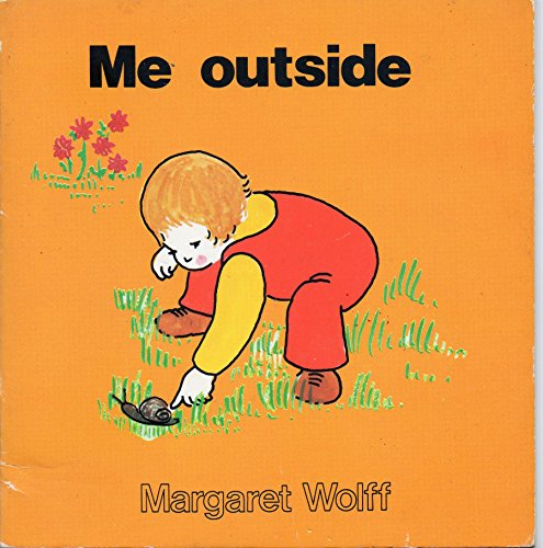 Me Outside By Margaret Wolff