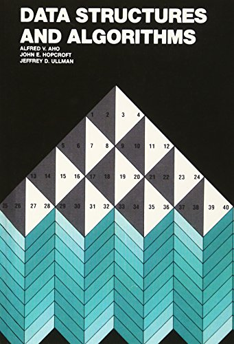 Data Structures and Algorithms (Addison-Wesley Series in Computer Science and Information Pr) By Alfred V. Aho