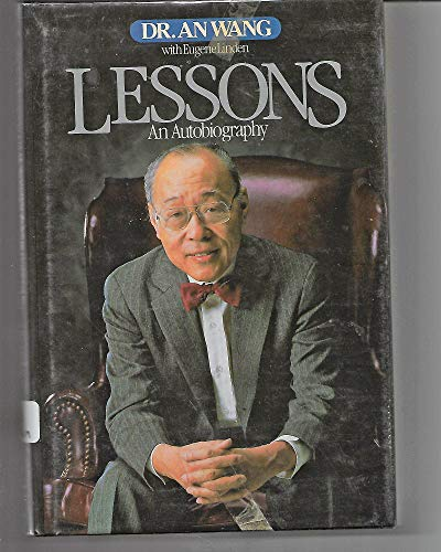 Lessons By A.N. Wang