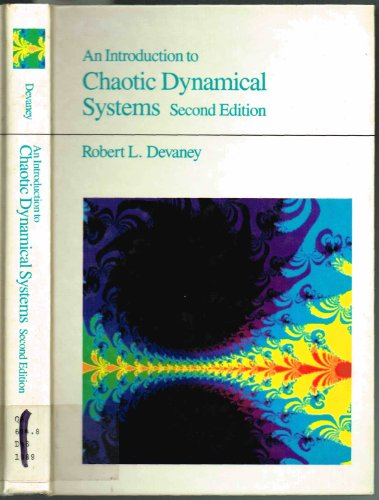 An Introduction To Chaotic Dynamical Systems, Second Edition By Robert Devaney