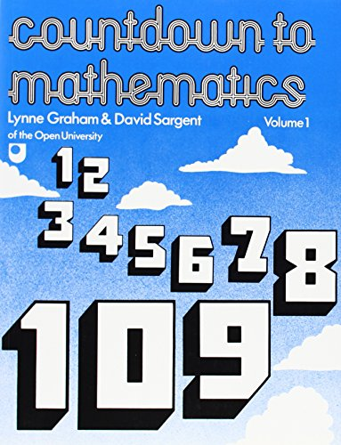 Countdown To Mathematics Volume 1 By D. Sargent