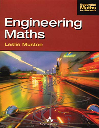 Engineering Maths By L.R. Mustoe