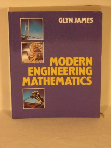 Modern Engineering Mathematics By Glyn James