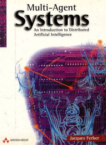 Multi-agent systems By Jacques Ferber