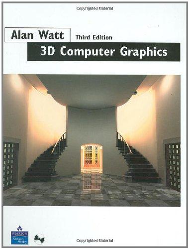3D Computer Graphics By Alan H. Watt