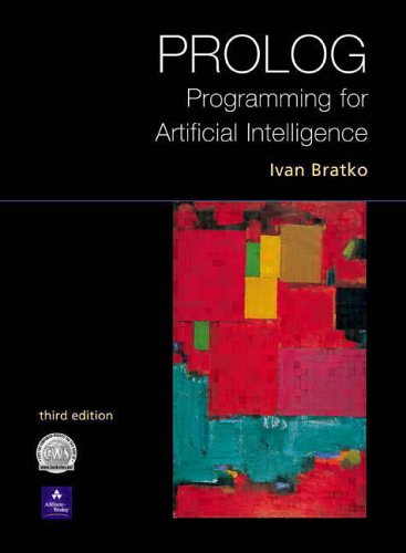 Prolog Programming for Artificial Intelligence, 3rd Ed. By Ivan Bratko