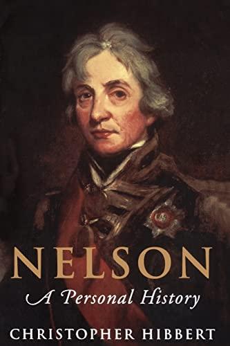 Nelson By Christopher Hibbert