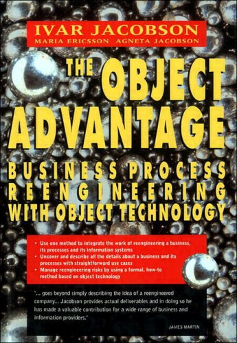 The Object Advantage By Ivar Jacobson