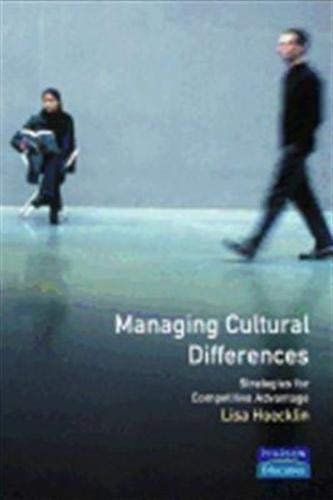 Managing Cultural Differences By Lisa. Hoecklin