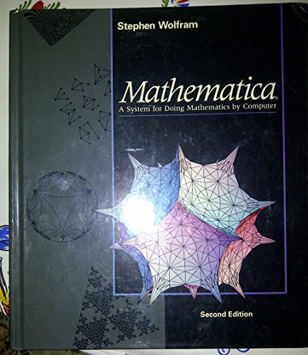Mathematica By Stephen Wolfram