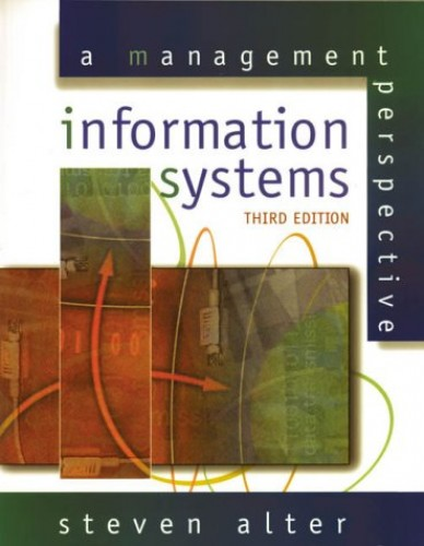 Information Systems By Steven L. Alter