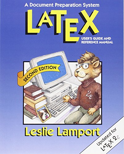 LaTeX By Leslie Lamport