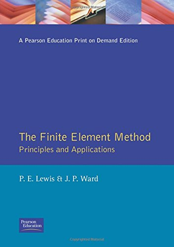 Finite Element Method By P.E. Lewis