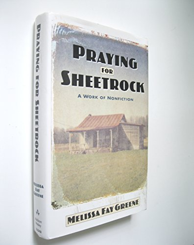 Praying Sheetrock By Melissa Fay Greene