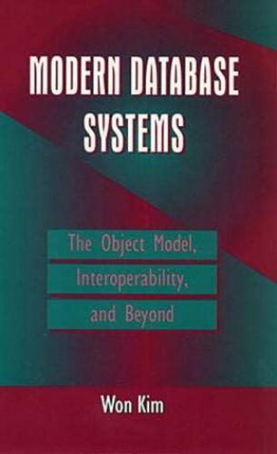 Modern Database Systems By Won Kim