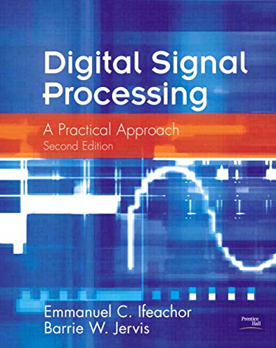 Digital Signal Processing By Emmanuel Ifeachor