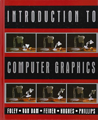 Introduction to Computer Graphics By James D. Foley