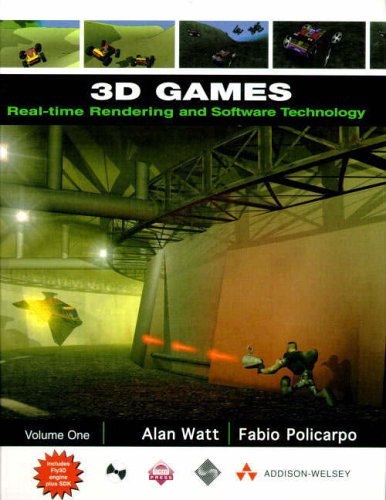 3D Games: Real-time Rendering and Software Technology by Alan Watts