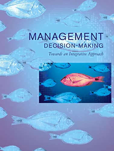 Management Decision Making By Mark Teale