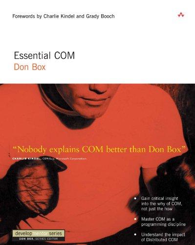 Essential COM by Don Box