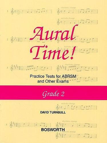Aural Time! Practice Tests - Grade 2 (Book Only) ** Valid until 2010 **