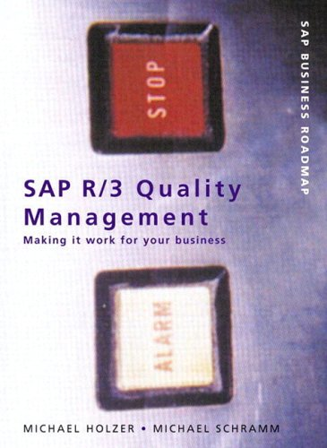 SAP R/3 Quality Management By Michael Holzer