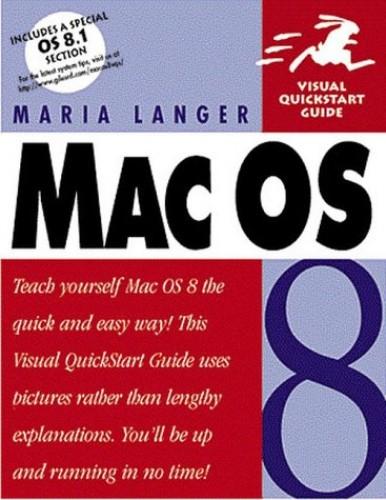 Mac OS 8 By Maria Langer