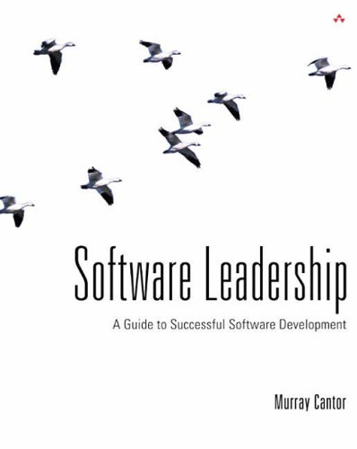 Software Leadership By Murray Cantor