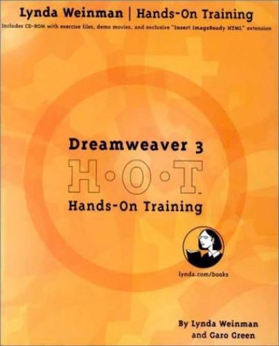 Dreamweaver 3 Hands-On Training By Lynda Weinman