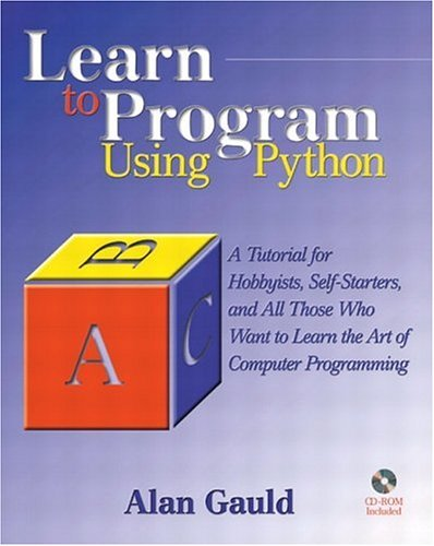 Learn to Program Using Python By Alan Gauld