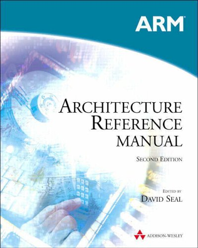 ARM Architecture Reference Manual By David Seal