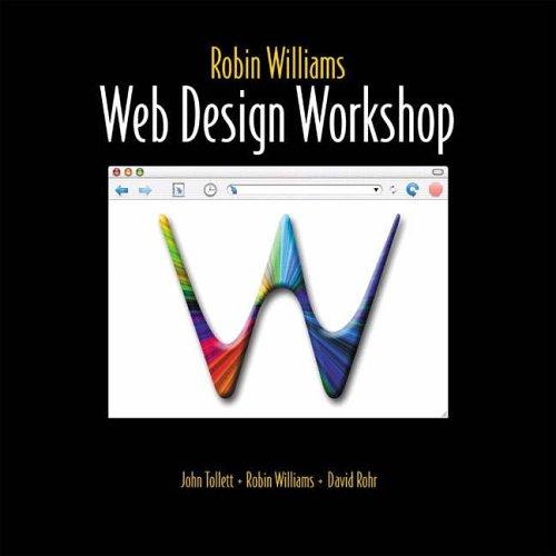 Robin Williams Web Design Workshop (Robin Williams Design Workshop) By Robin Williams