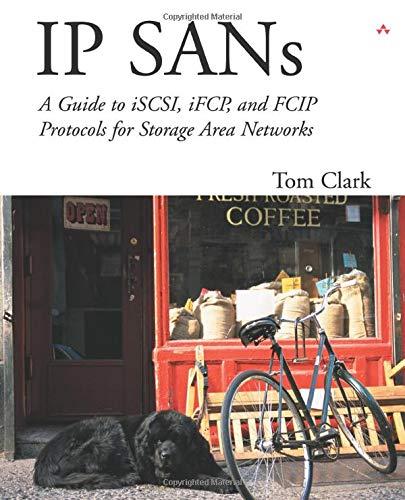 IP SANS By Tom Clark
