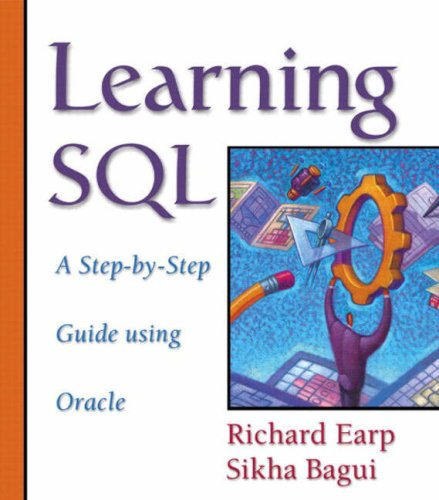 Learning SQL By Richard Earp