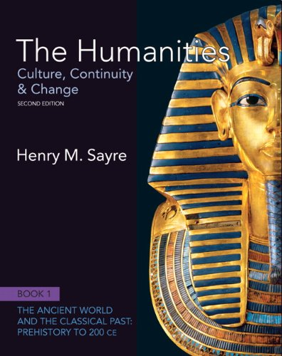 The Humanities By Henry M. Sayre