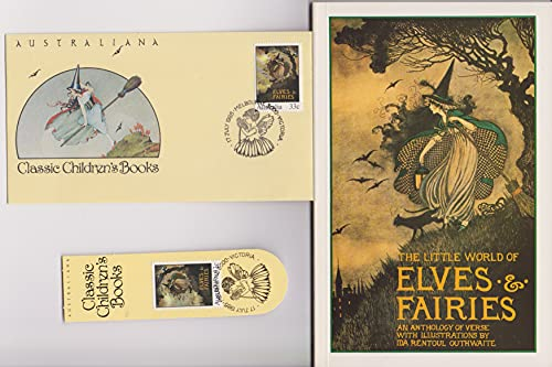 Little World Elves & Fairies By Ida Rentoul Outhwaite