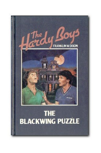 Blackwing Puzzle By Franklin W. Dixon