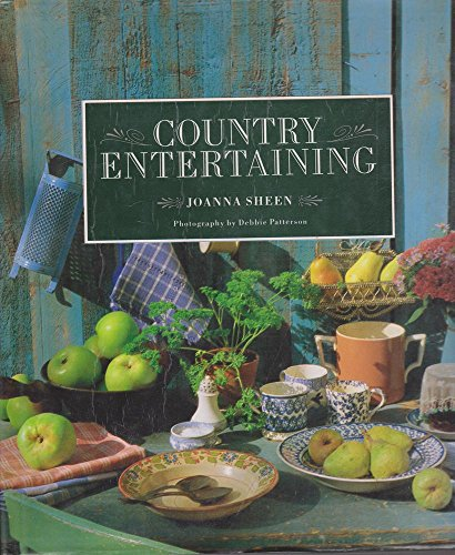 Country Entertaining By Sheen