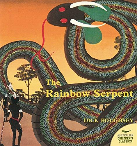 The Rainbow Serpent von Dick Roughsey