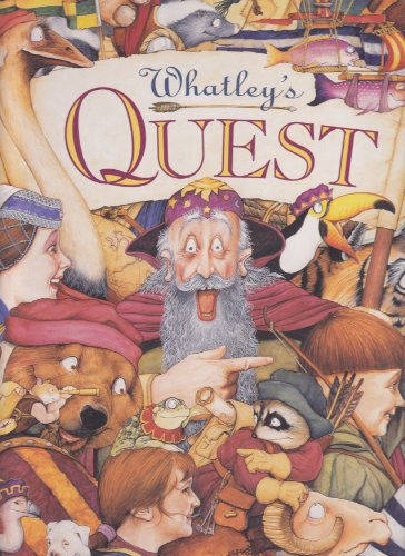Whatley's Quest By Bruce Whatley