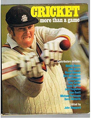 Cricket: More Than a Game