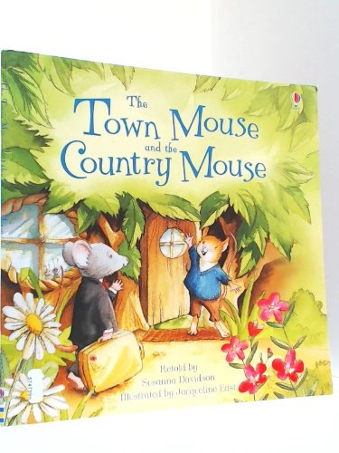 Town Mouse and Country Mouse, The By Ruth Manning-Sanders