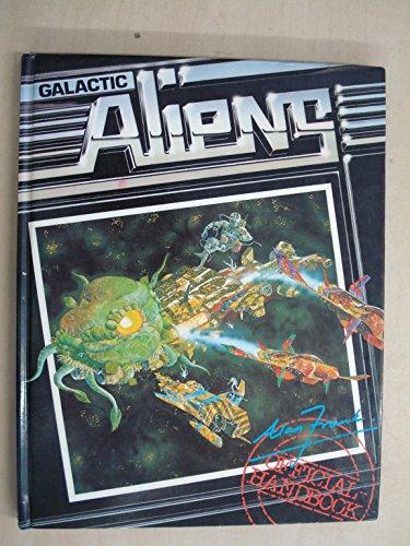Galactic Aliens By Alan Frank