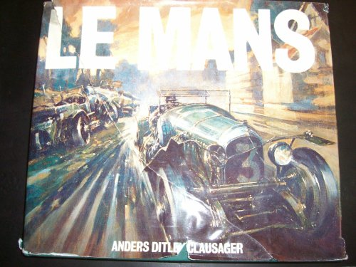 Le Mans By Anders Ditlev Clausager
