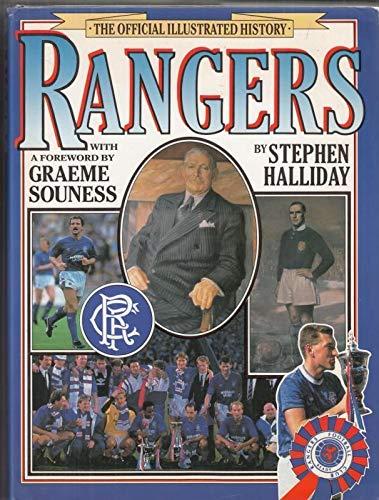 Rangers By Stephen Halliday