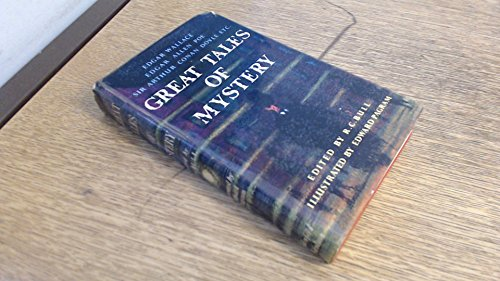 Great Tales of Mystery By Edited by R.C. Bull