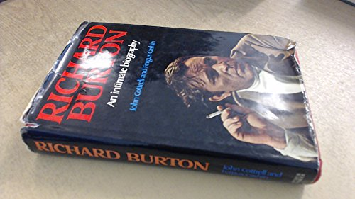 Richard Burton By John Cottrell