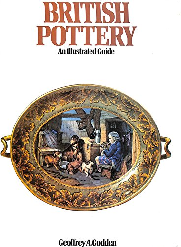 British Pottery By Geoffrey A. Godden