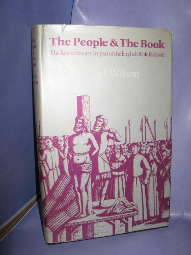 People and the Book By Derek Wilson